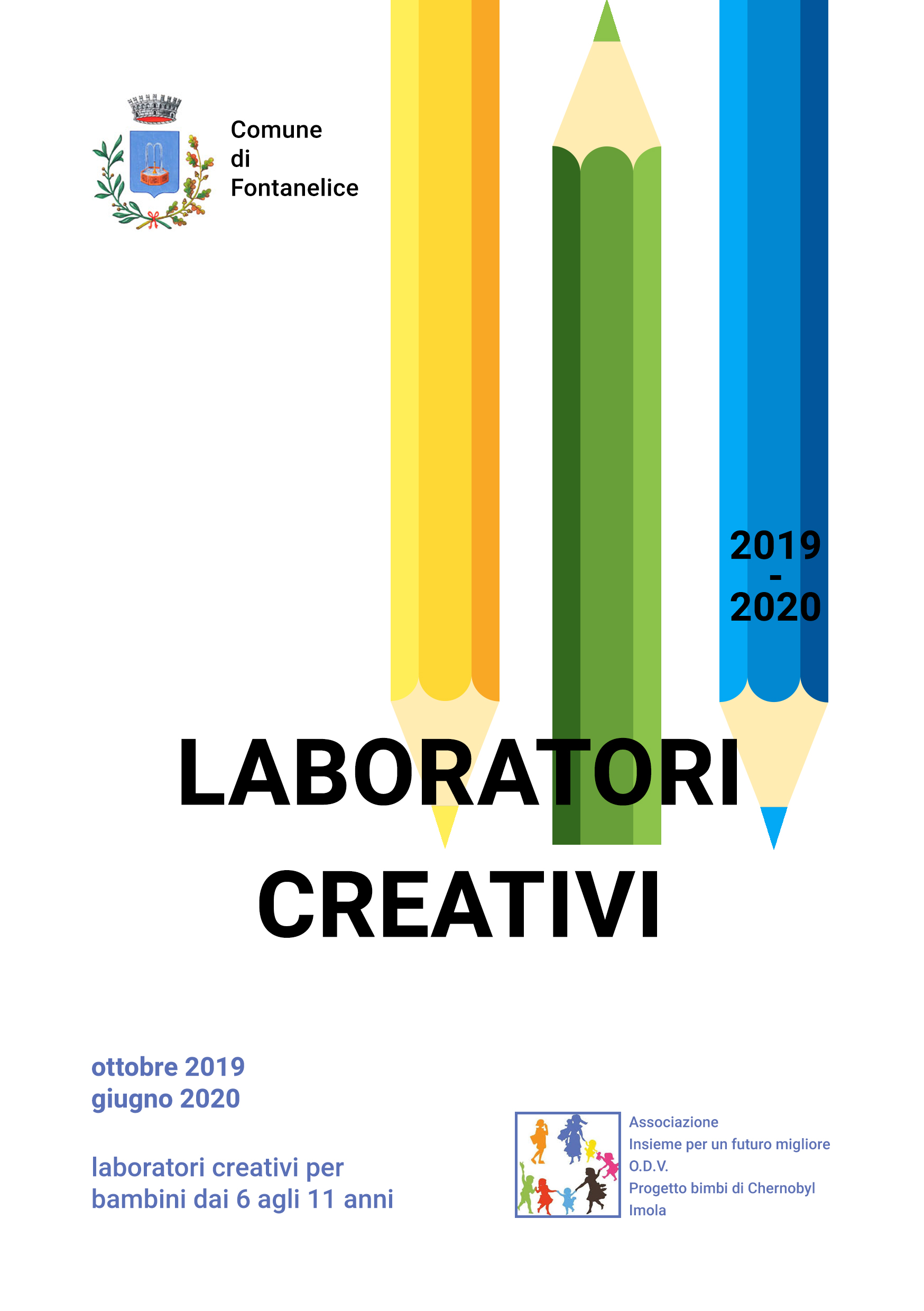 Laboratori creativi 2019-2020